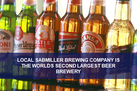 SABMiller, a giant in the world of beer