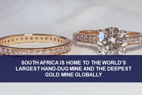 Mines of South Africa